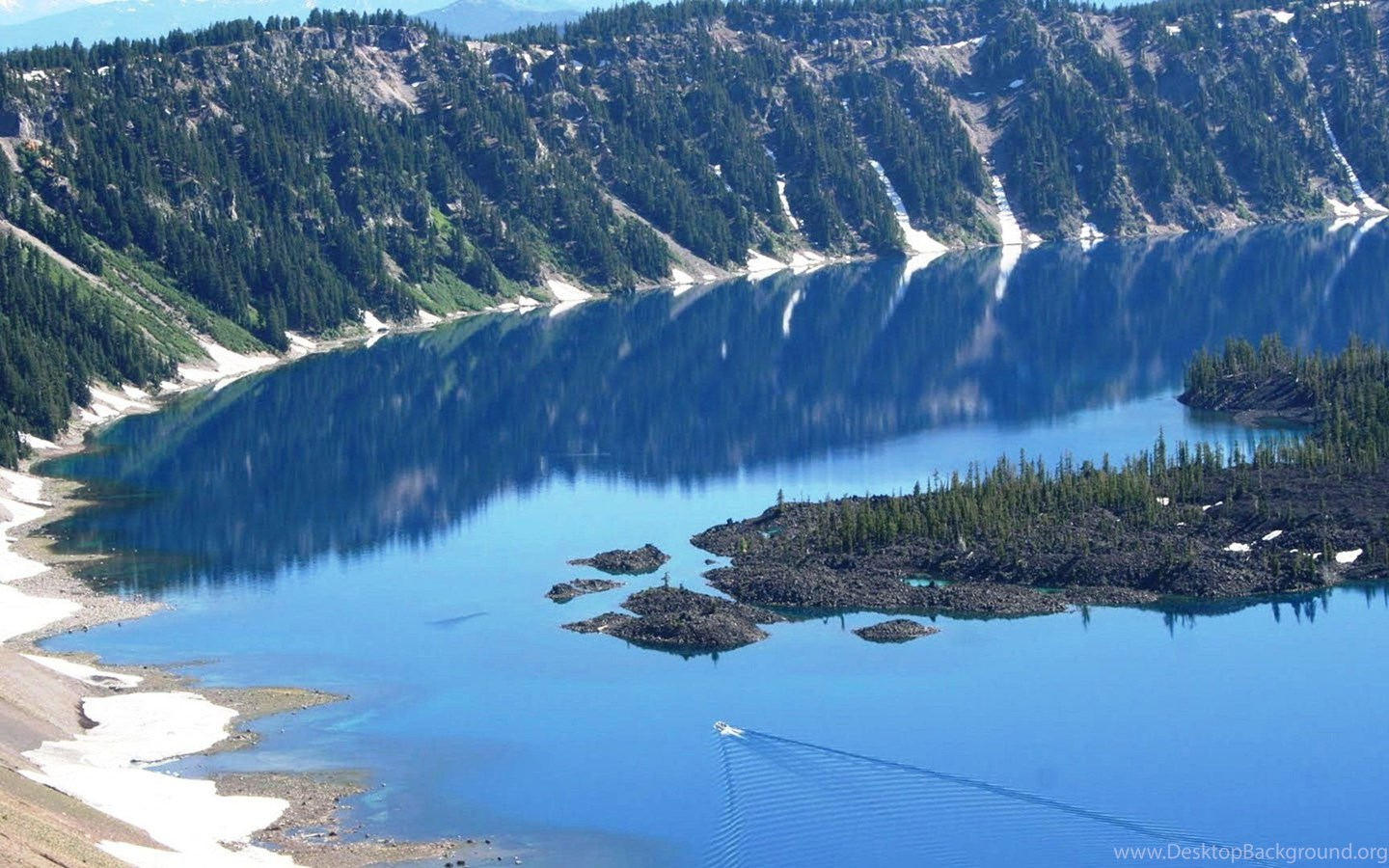 crater lake widescreen wallpapers travel hd wallpapers desktop