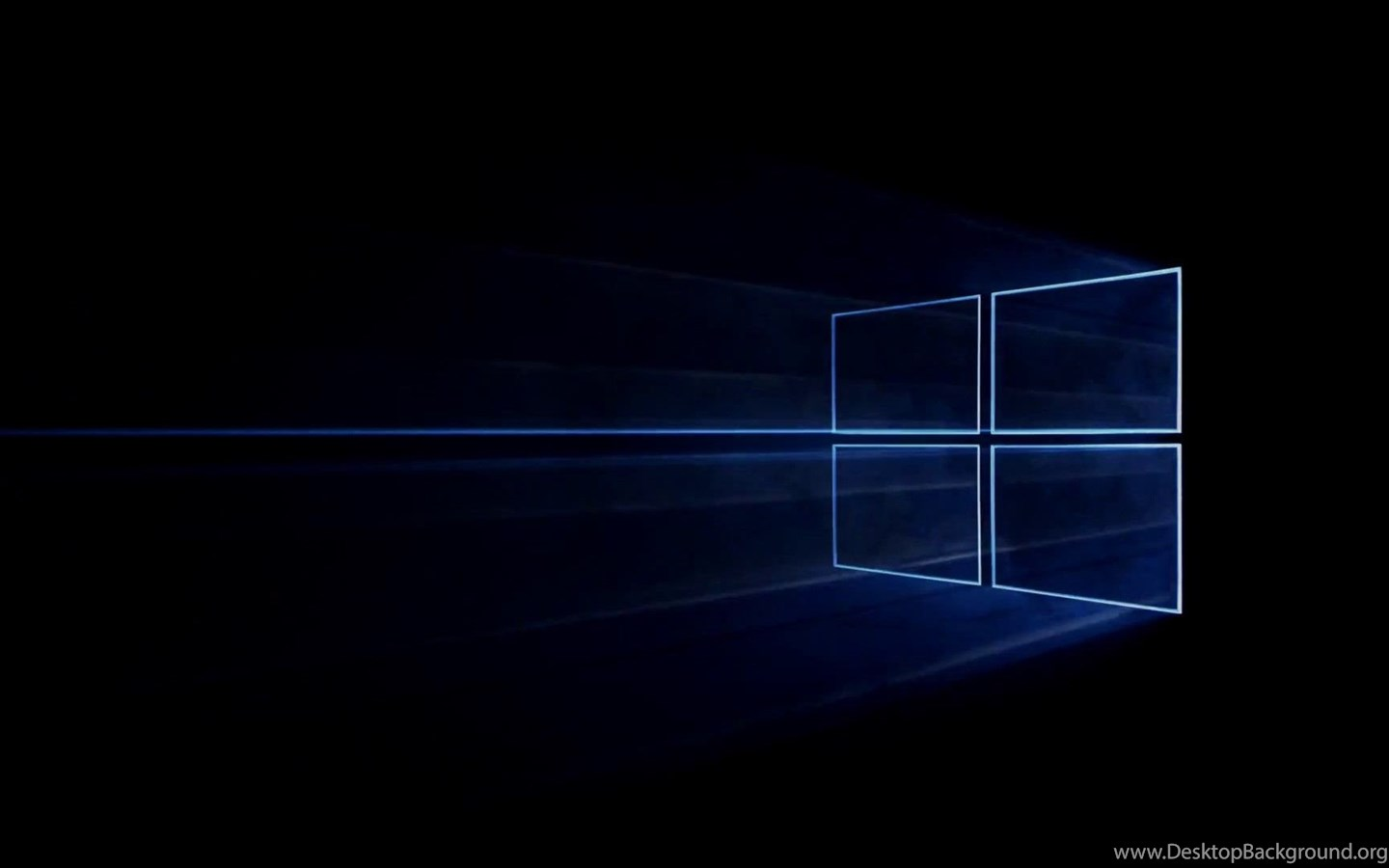 Windows 10 desktop wallpaper default