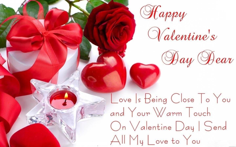 Поздравления с Днём Святого Валентина на английском языке с 12
