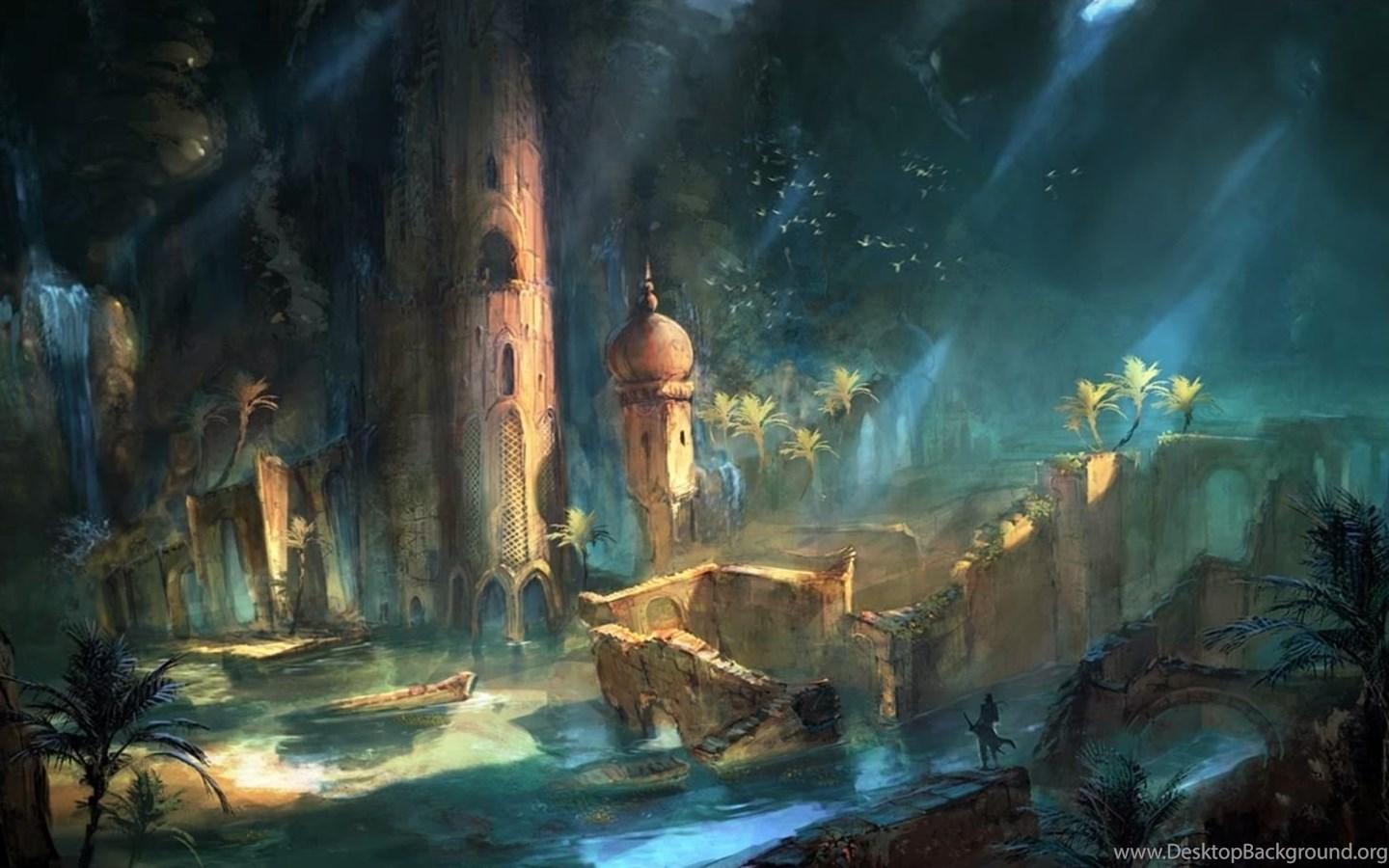 Prince Of Persia Hd Wallpapers Desktop Background
