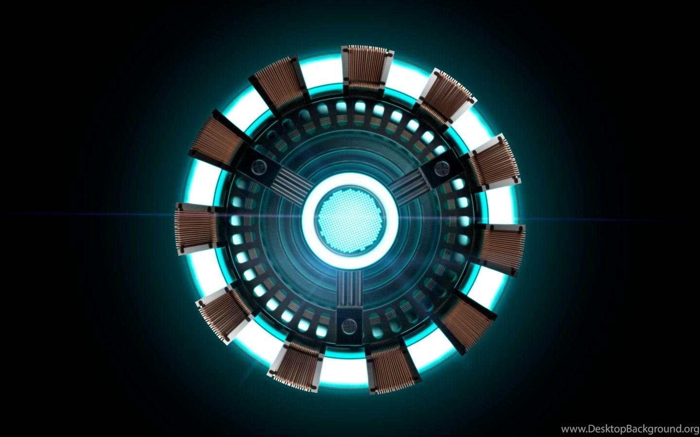 Iron Man Arc Reactor Render By JonWelch On DeviantArt Desktop Background