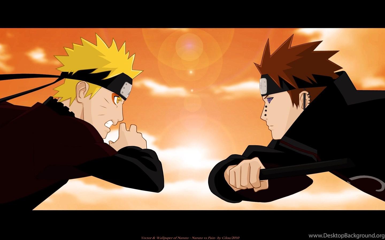 Naruto 2012 Naruto Vs Pain Wallpapers HD Wallpapers