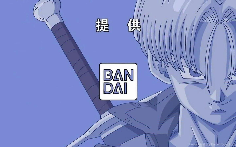 Trunks Dragon Ball Z Bandai Wallpapers Desktop Background