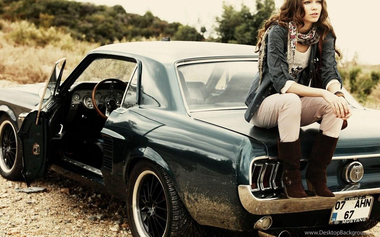 Jordan Leigh Airey - Dodge Challenger - Exclusive