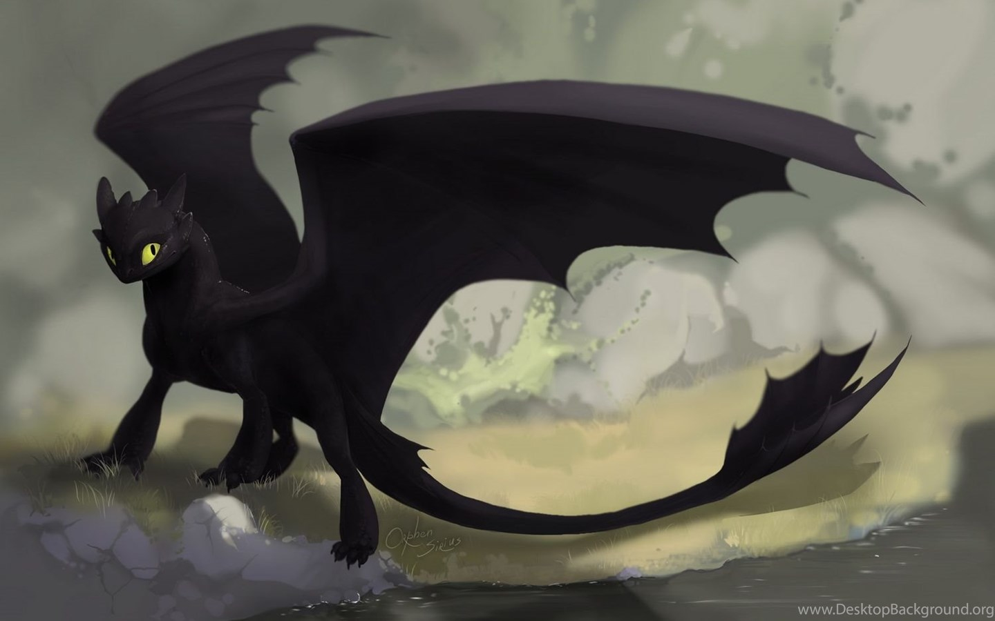 Toothless Night Fury Wallpaper Hd Beautiful Toothless Wallpaper1 Desktop Background