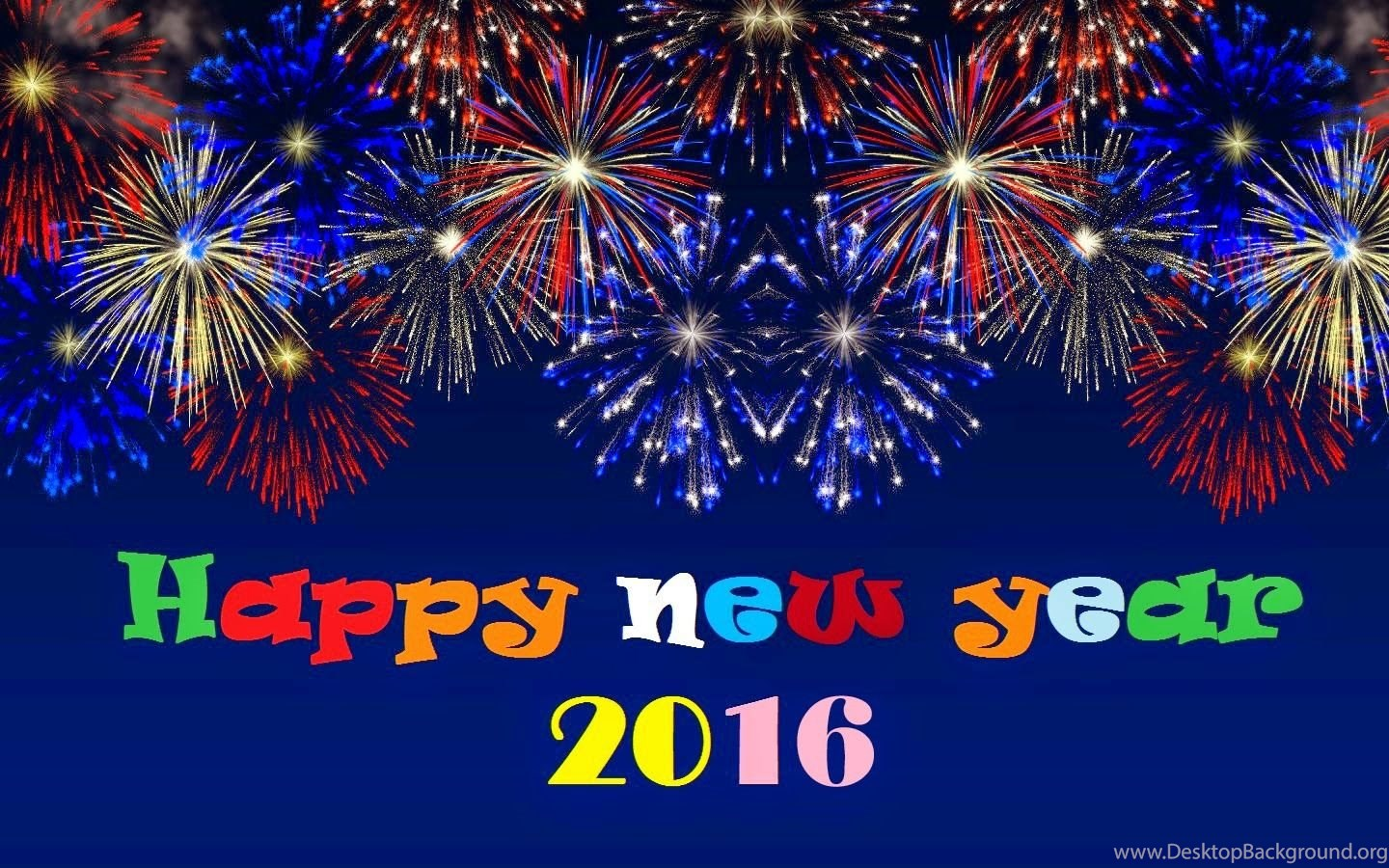 Happy New Year 2016 Hd Wallpapers Images Free Download