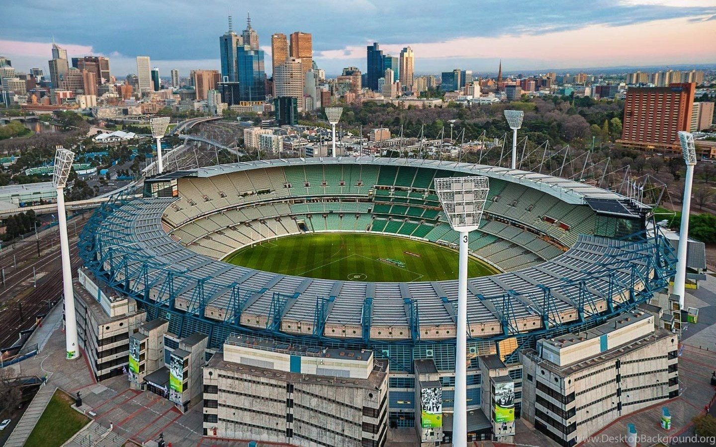 Melbourne Cricket Ground HD Wallpapers Desktop Background