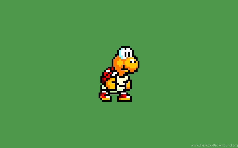 Video Games Super Mario 8 Bit Wallpapers Desktop Background