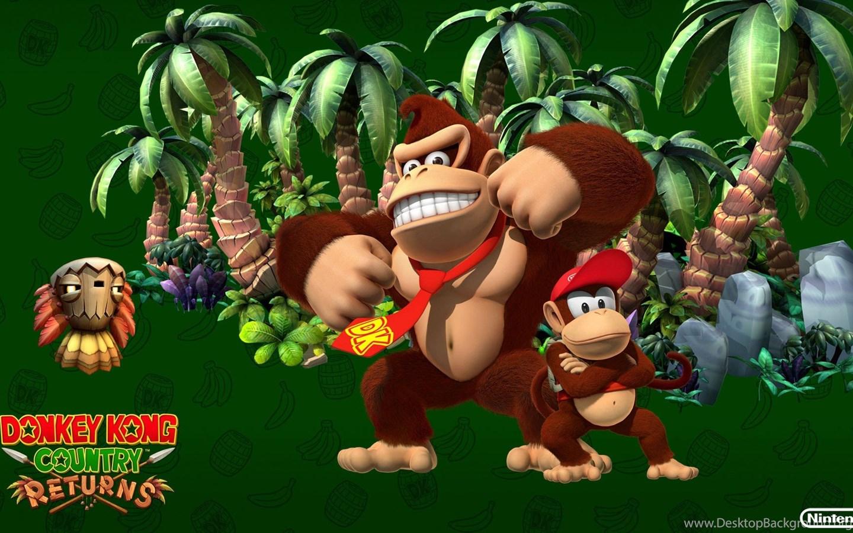 59 Donkey Kong HD Wallpapers Desktop Background