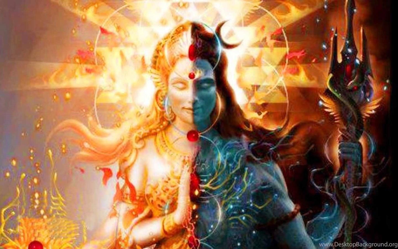 Lord Shiva Parvati Full Hd Wallpapers 1 Desktop Background