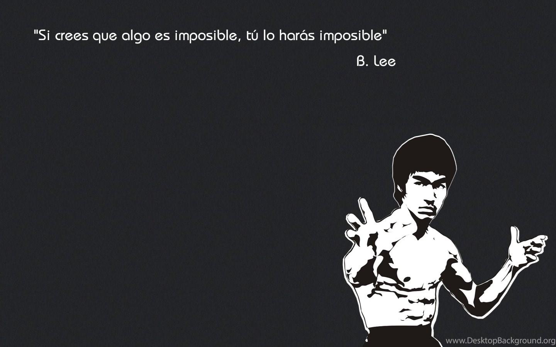 Download Bruce Lee Quotes Wallpapers Desktop Backgrounds Desktop