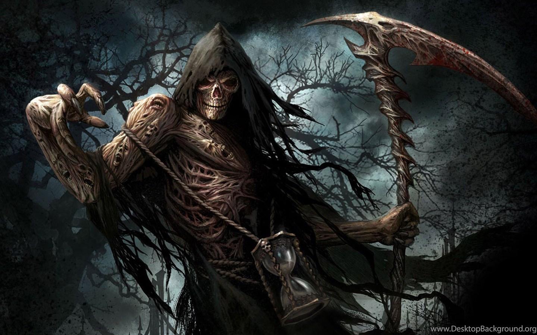 Grim Reaper Backgrounds Computer Wallpapers, Desktop