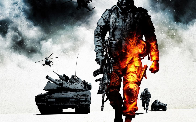 Battlefield Bad Company 2 Wallpapers Desktop Background