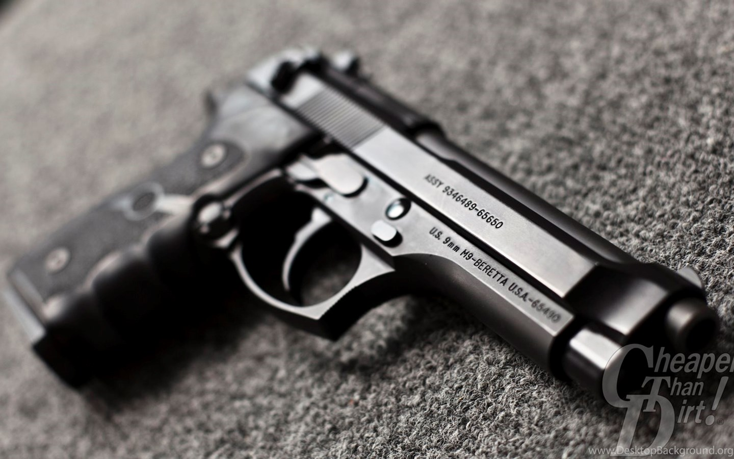 Beretta 92 Hd Wallpapers Desktop Background
