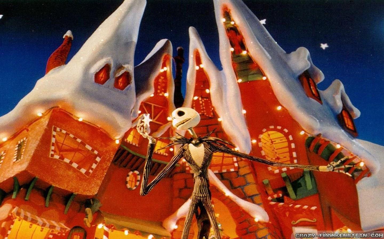 Nightmare Before Christmas Wallpapers 2 Crazy Frankenstein Desktop