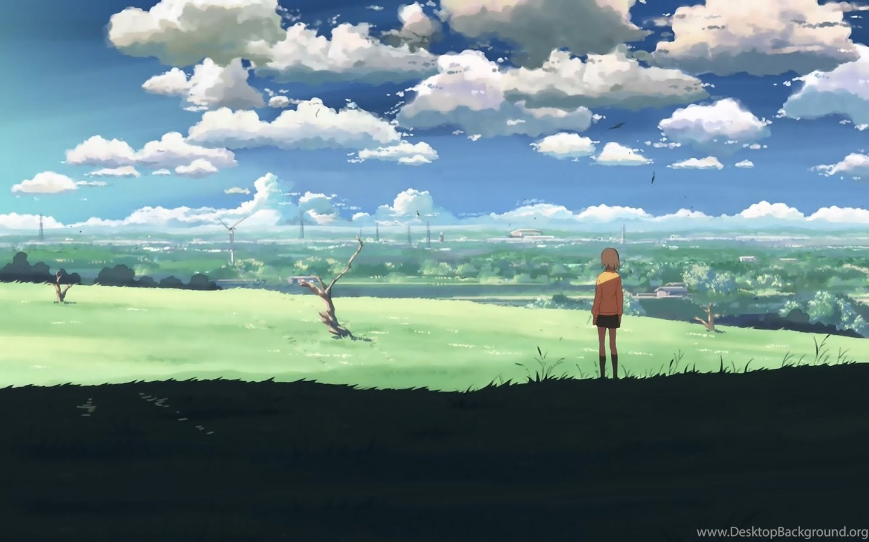 Wallpapers Depot 10 Beautiful Anime Scenery Wallpapers Desktop