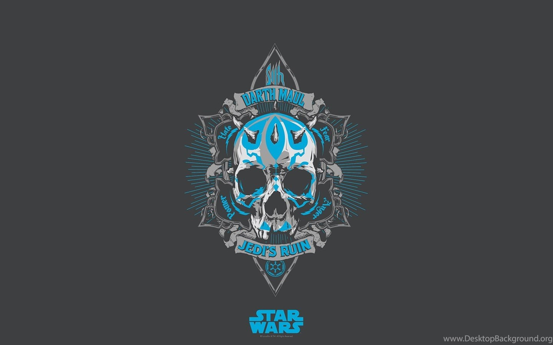 Star Wars Logo Darth Maul Jedi Sith Wallpapers Hd Desktop Desktop Background