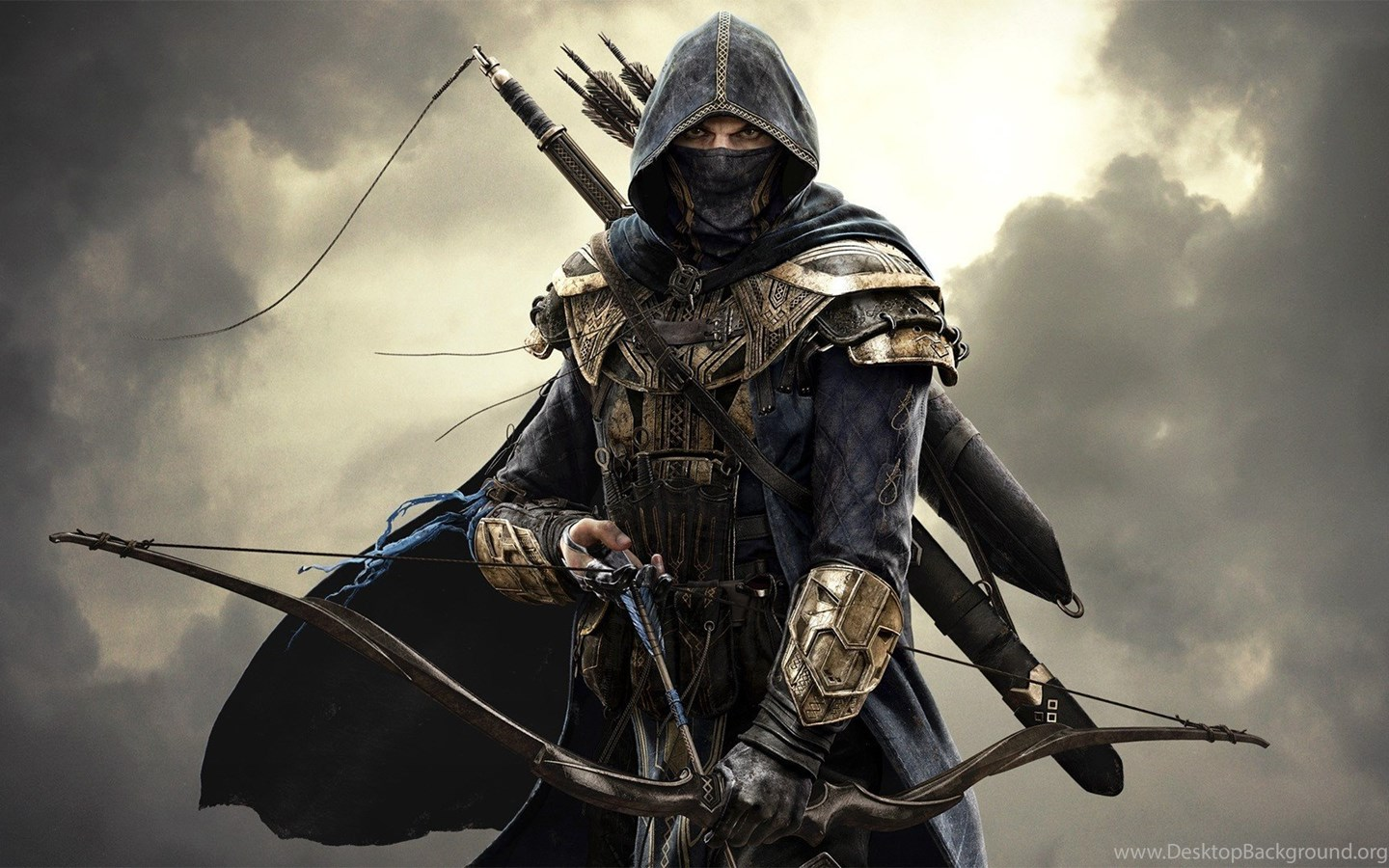 The Elder Scrolls Online Archers Wallpapers Hd Desktop And
