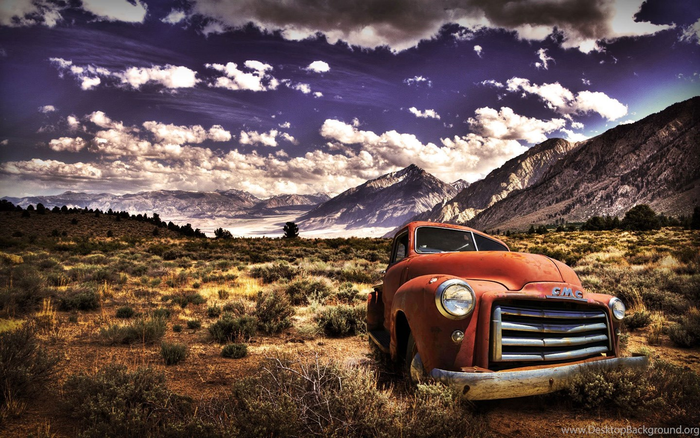 Most Beautiful Old Car Widescreen High Definition