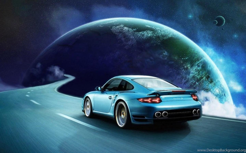 Porsche 911 Turbo S Wallpapers Desktop Background