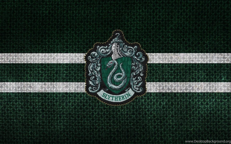 Harry Potter Hogwarts Slytherin Crest Best Widescreen Backgrounds