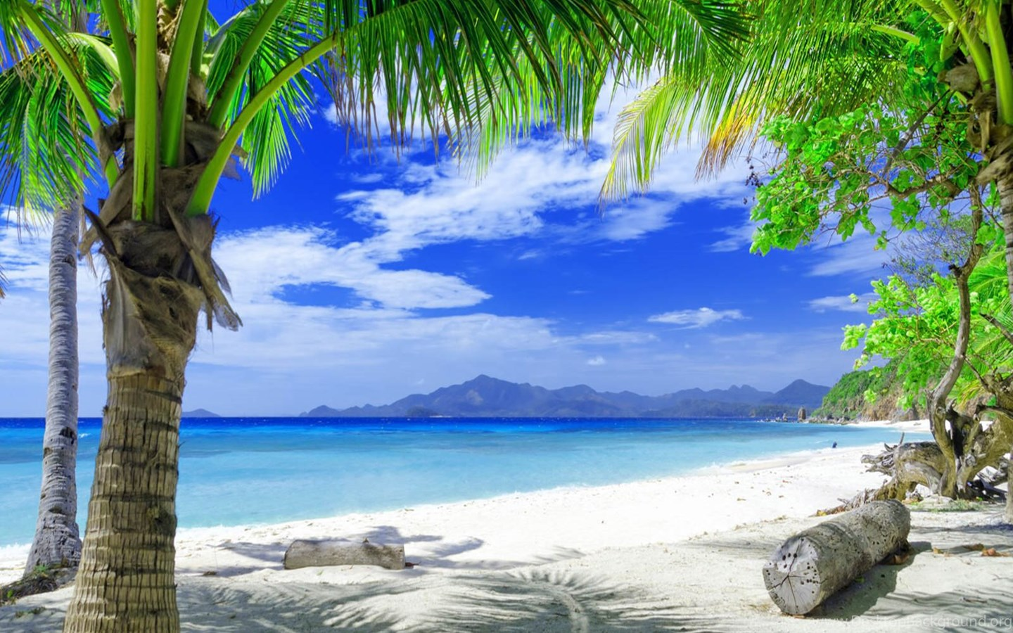 Beach Desktop Wallpaper Widescreen: Beach Beautiful Beach Desktop HD Wallpapers Free