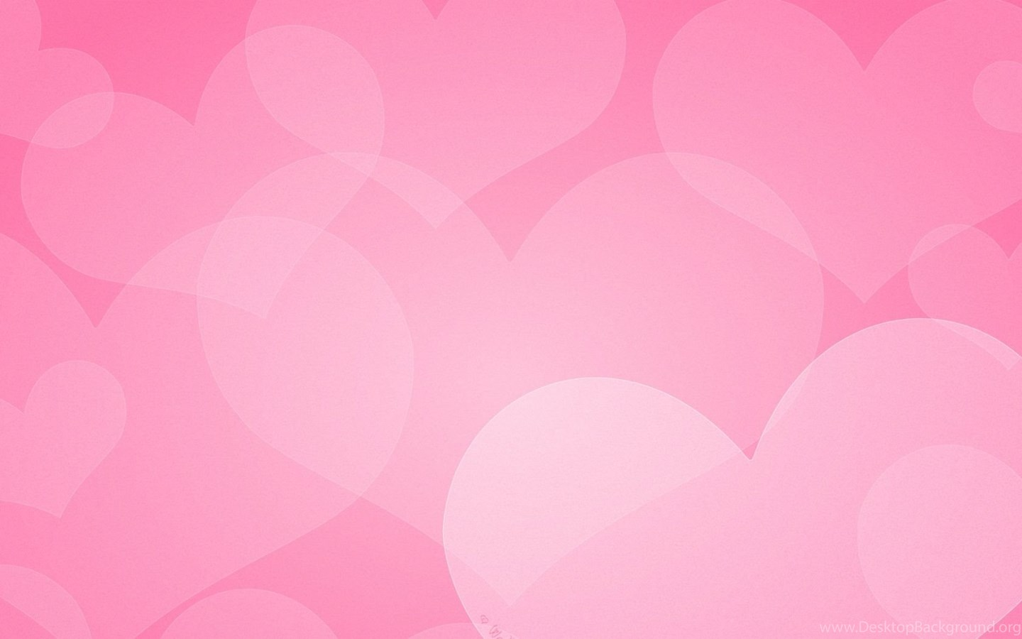 Pink hearts backgrounds wallpapers cave desktop background - Pink roses and hearts wallpaper ...