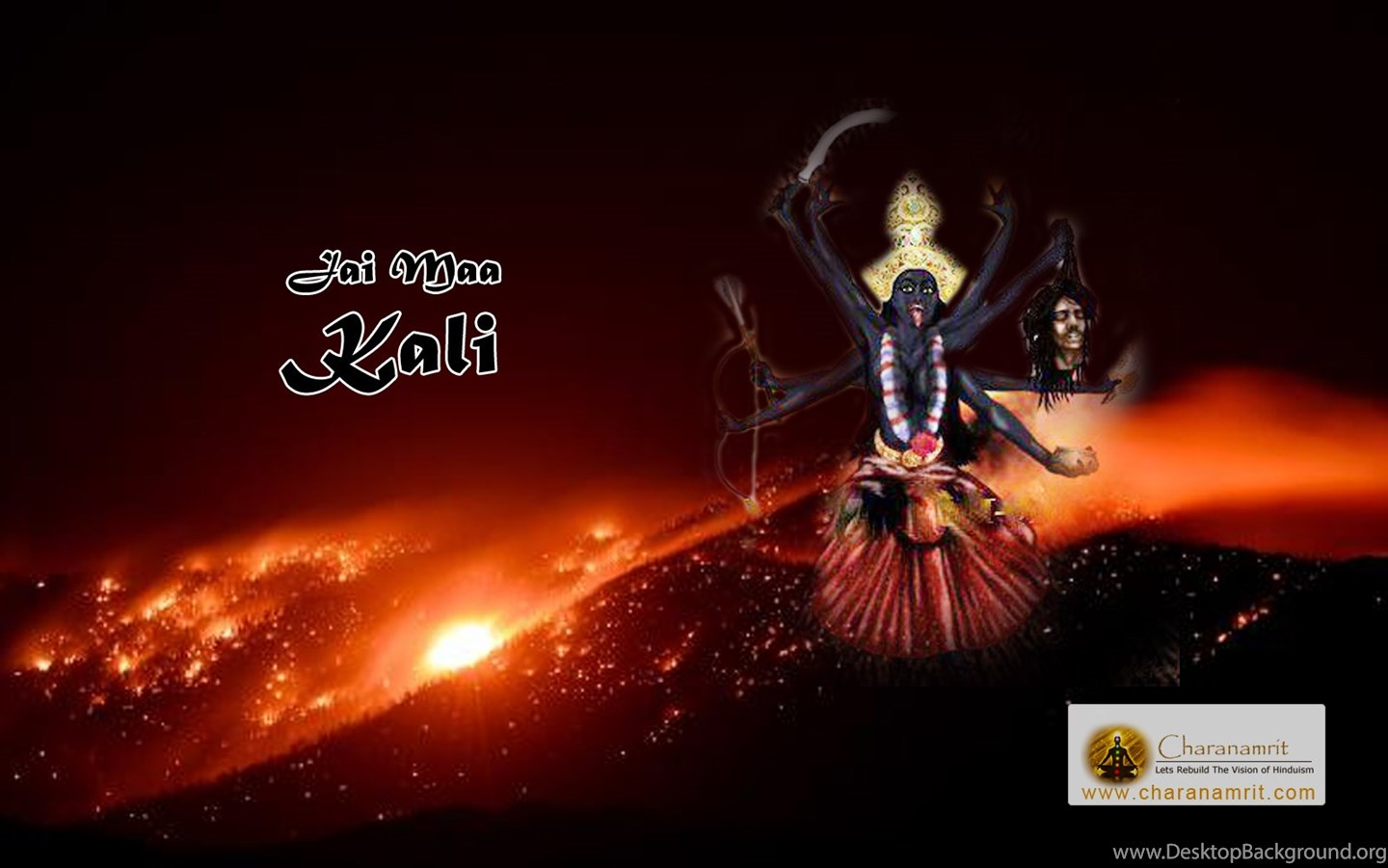 Angry Maa Kali Awesome Hd Wallpapers For Free Download Goddess