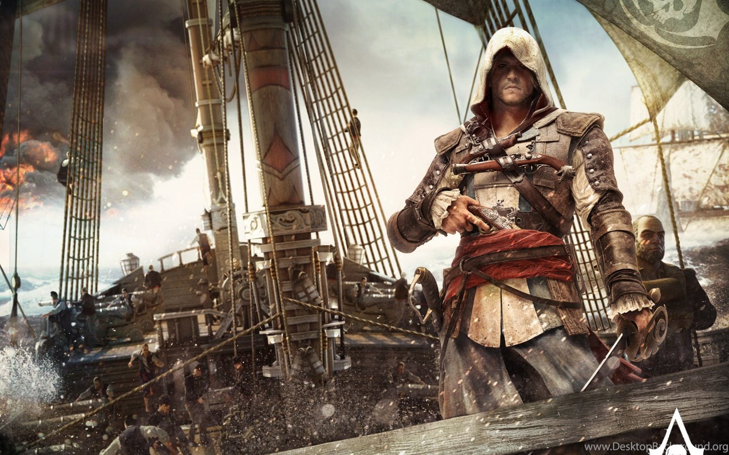 Assassins Creed 4 Black Flag Wallpapers Hd Desktop Background