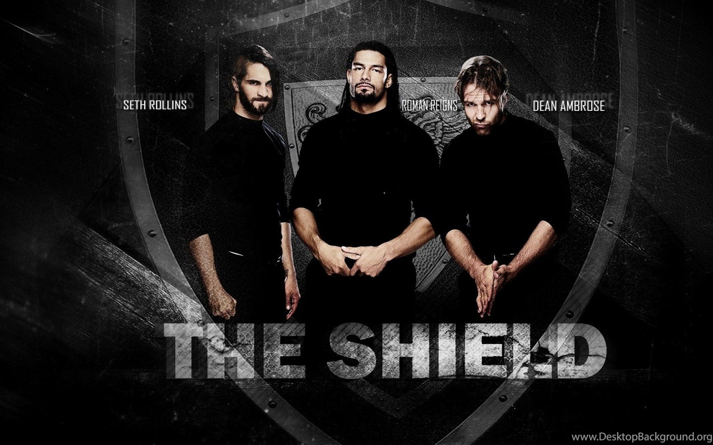 Wwe The Shield Desktop Background