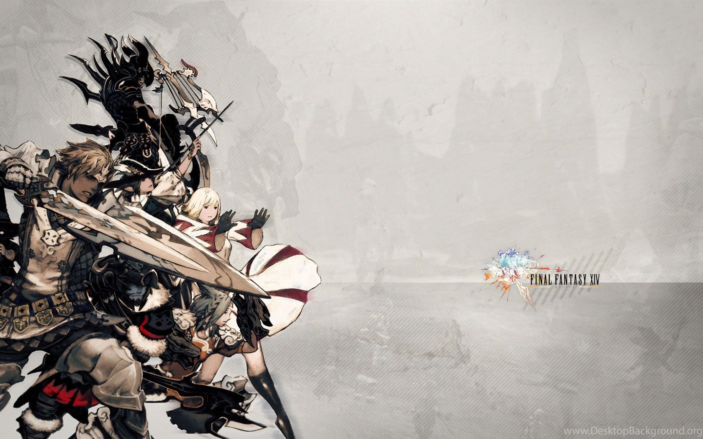 Final Fantasy Xiv Artwork 1920x1080 Hd Wallpapers And Free Stock