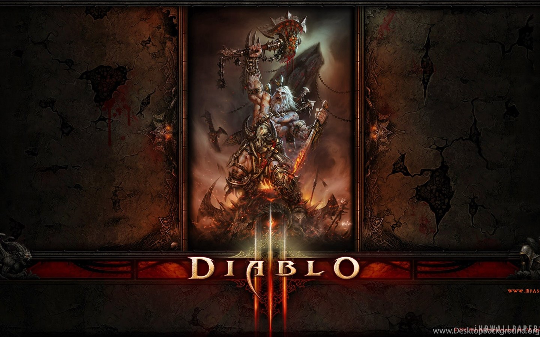 Diablo 3 Demon Hunter Hd Wallpapers Ihd Wallpapers Desktop Background