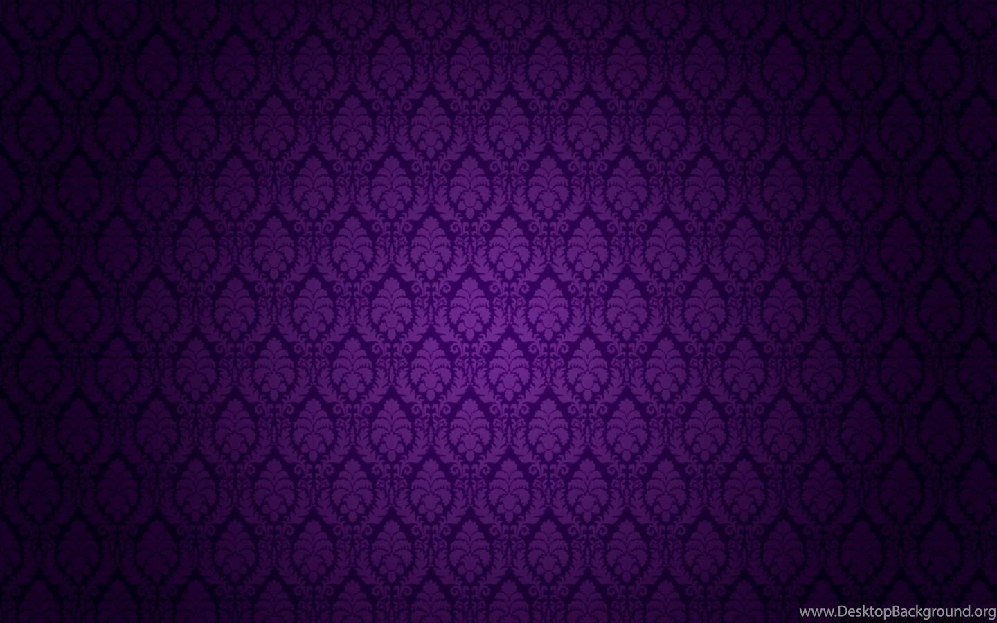 Damask Purple Wallpapers Desktop Background