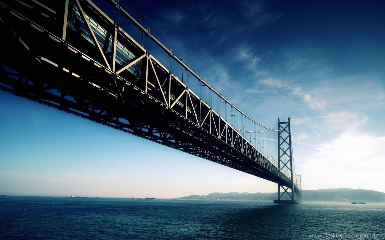 World Famous Bridges Hd Wallpapers Desktop Background