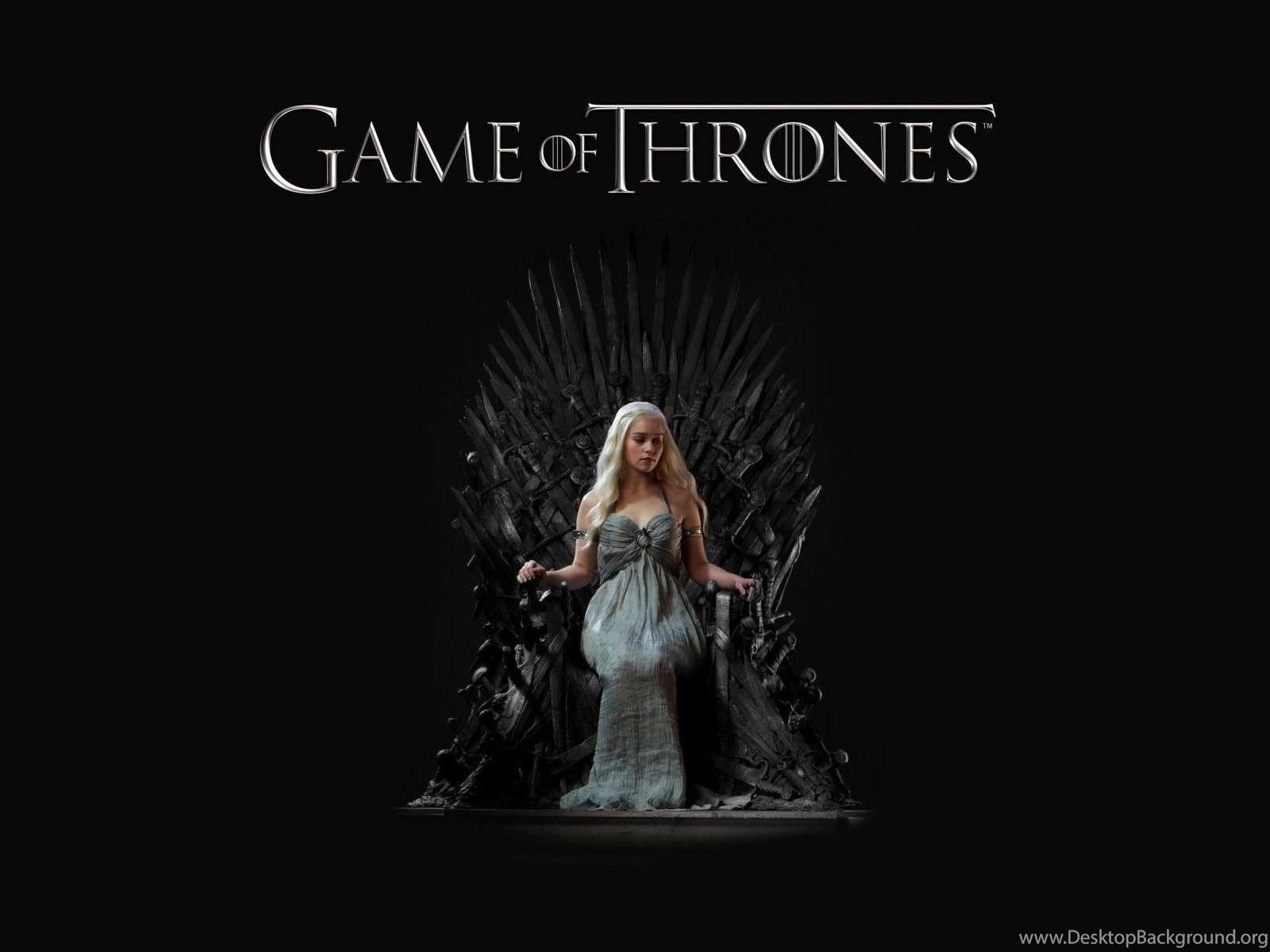 Daenerys Targaryen Game Of Thrones Wallpapers Tv Show Desktop
