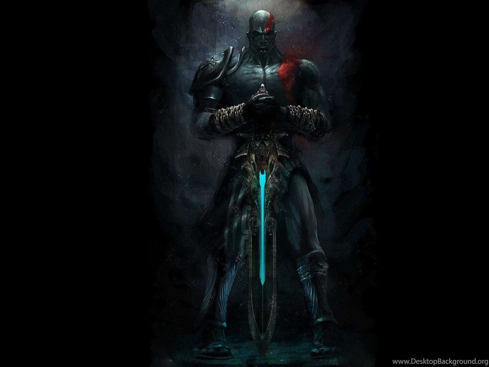 41 God Of War Iii Hd Wallpapers Desktop Background