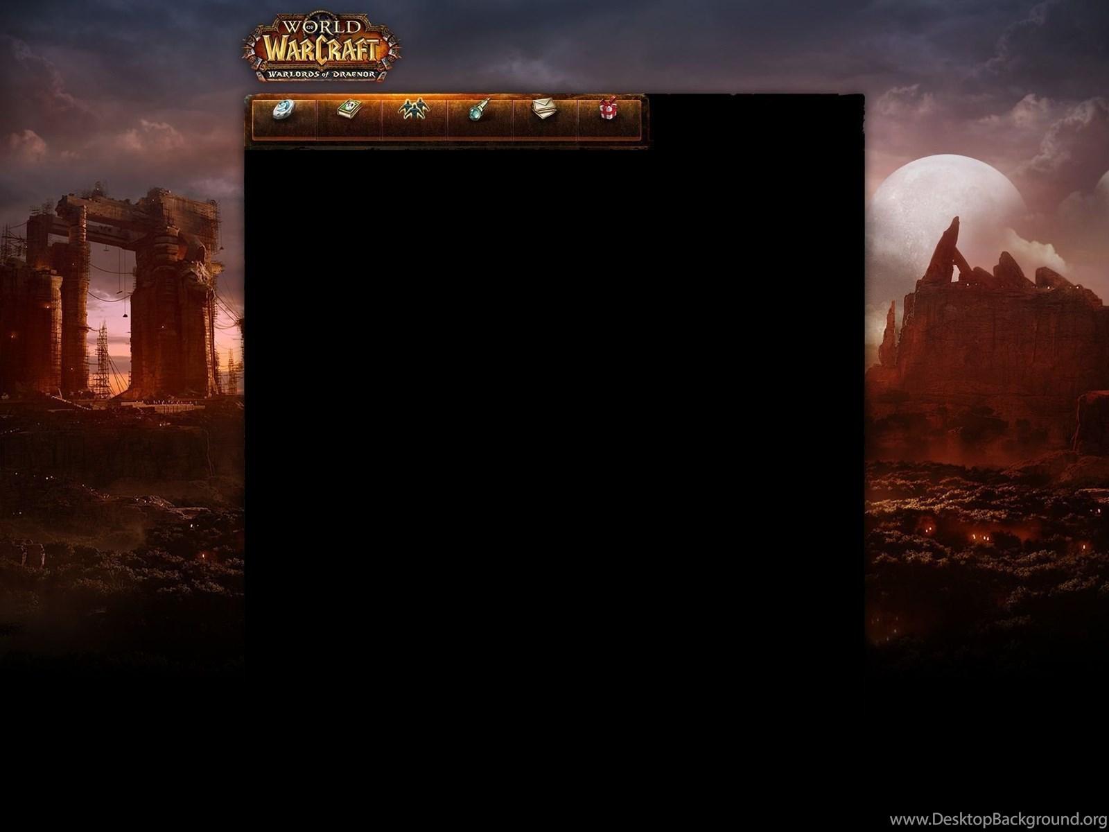 Official Website Backgrounds Forums World Of Warcraft Desktop Background