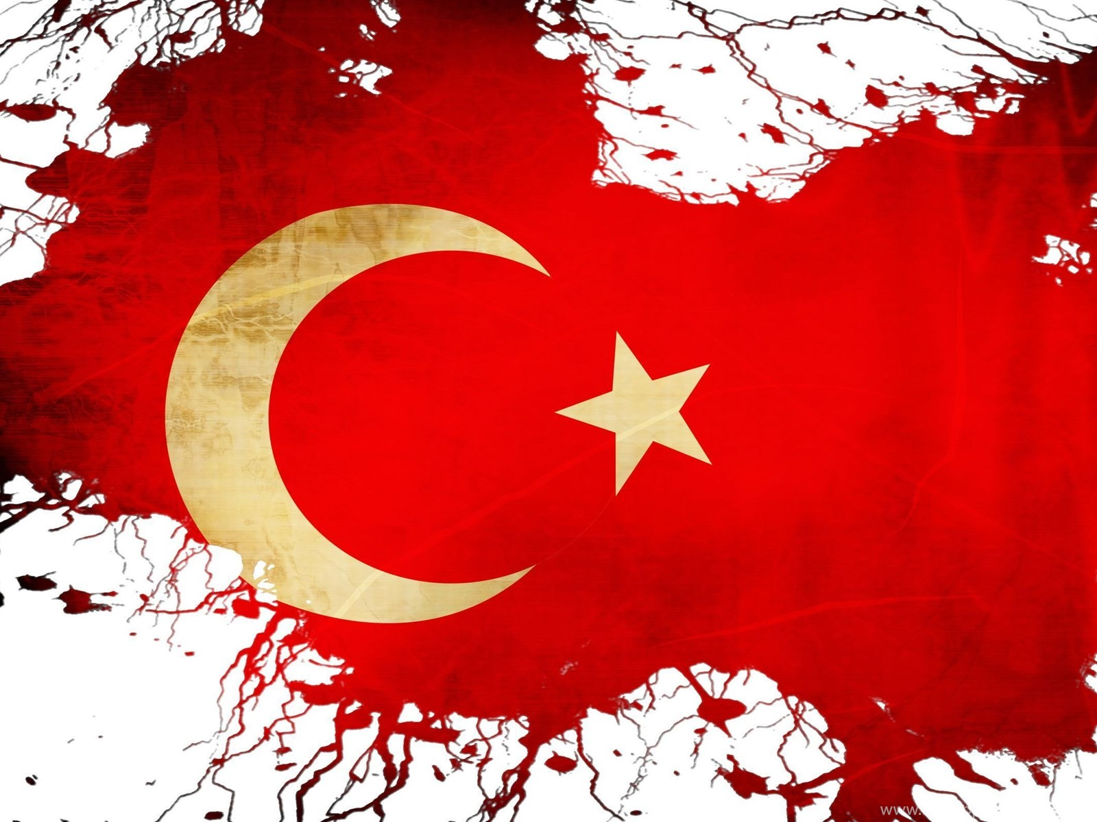 Flag Desktop Background: Flag Of Turkey Computer Wallpapers, Desktop Backgrounds