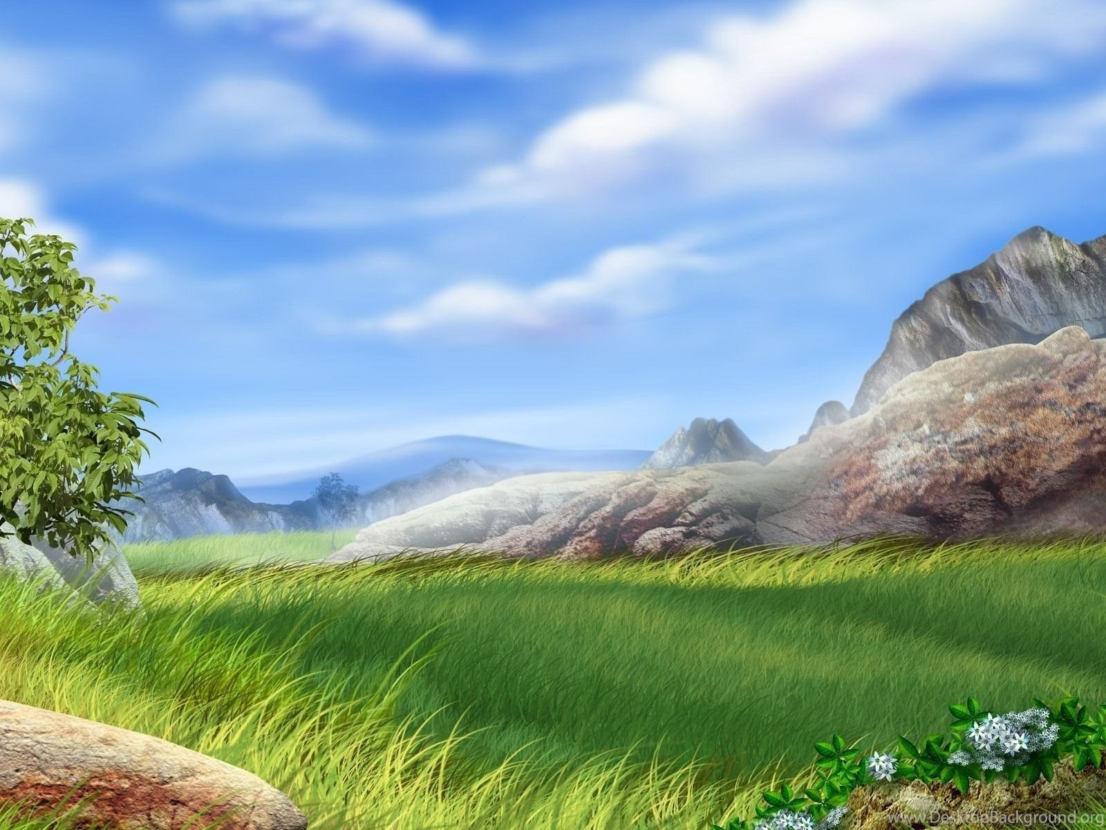 Hd Nature Wallpapers For Pc Full Screen Interfacelift Wallpaper