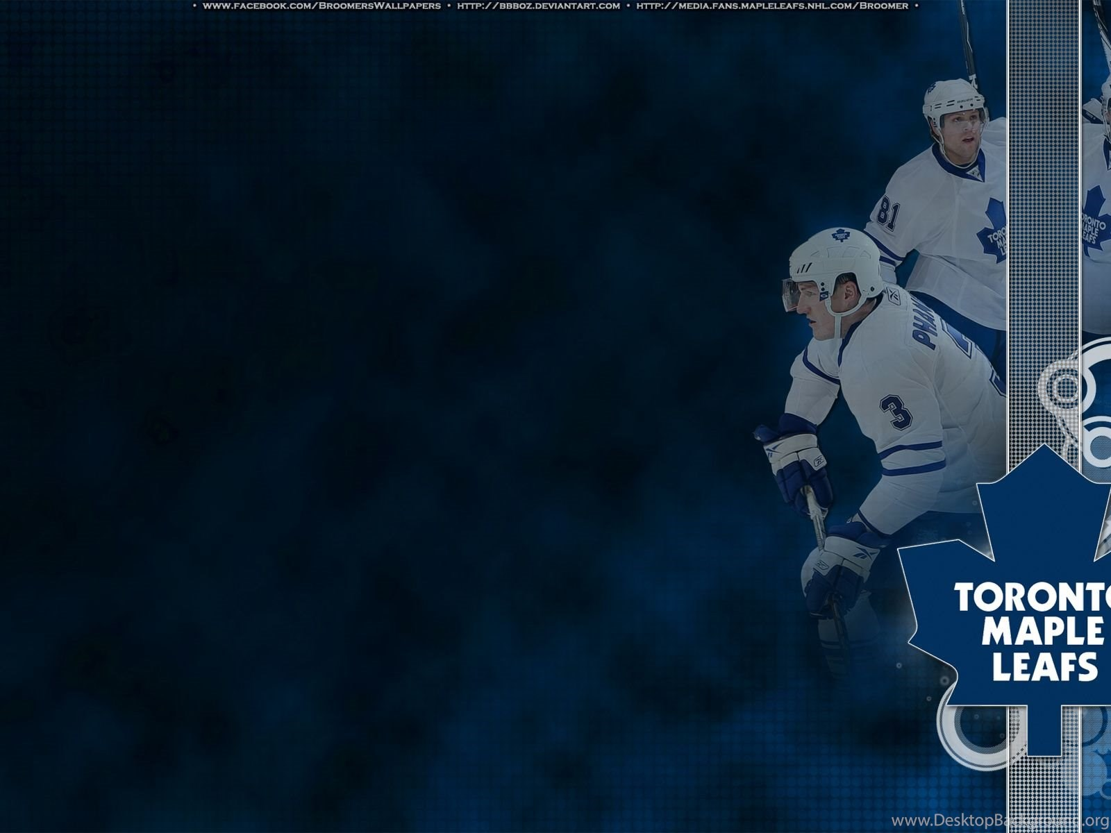 Toronto Maple Leafs Hd Wallpapers Desktop Background