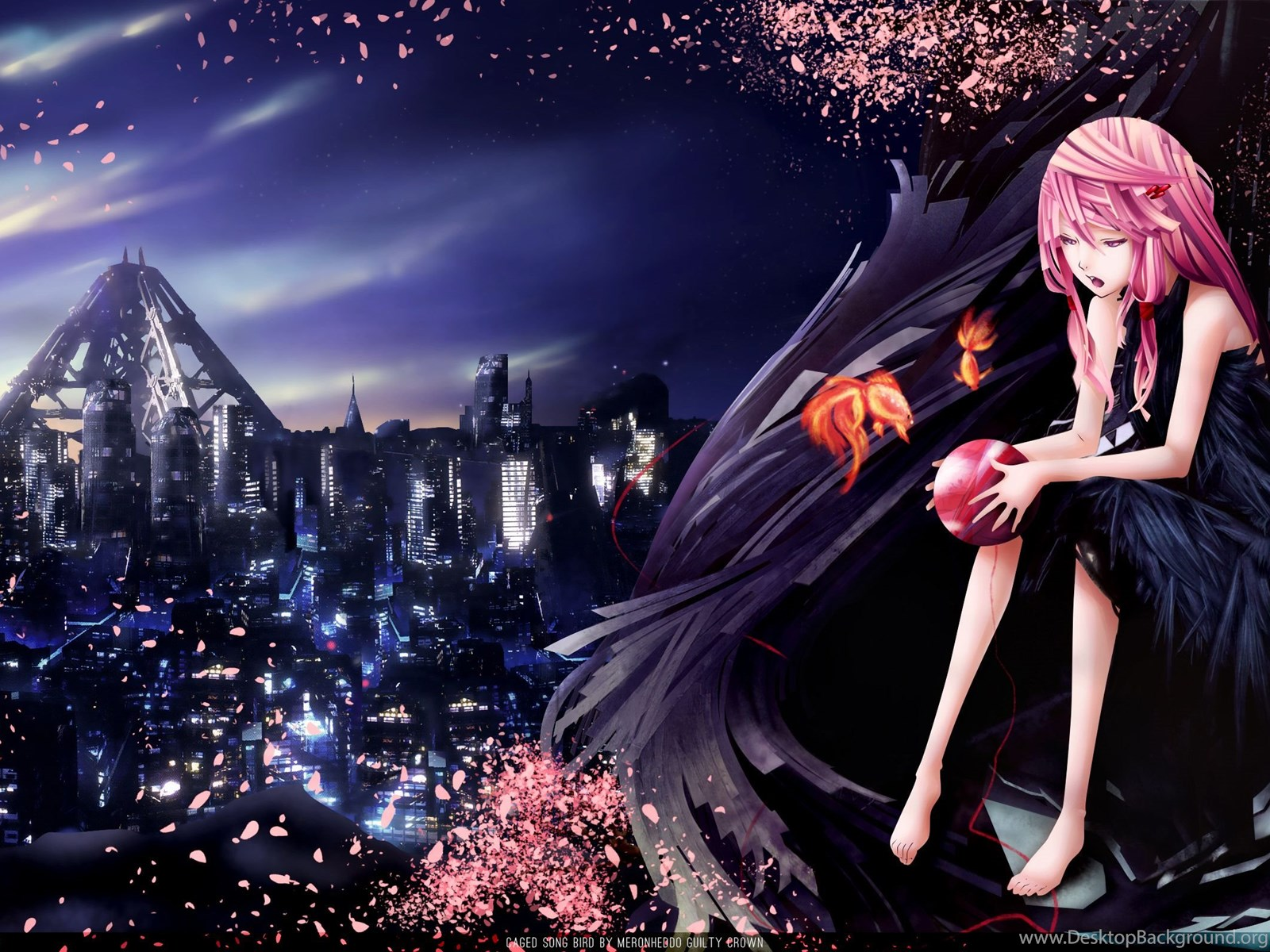 Guilty Crown Wallpapers Wallpaper. Desktop Background
