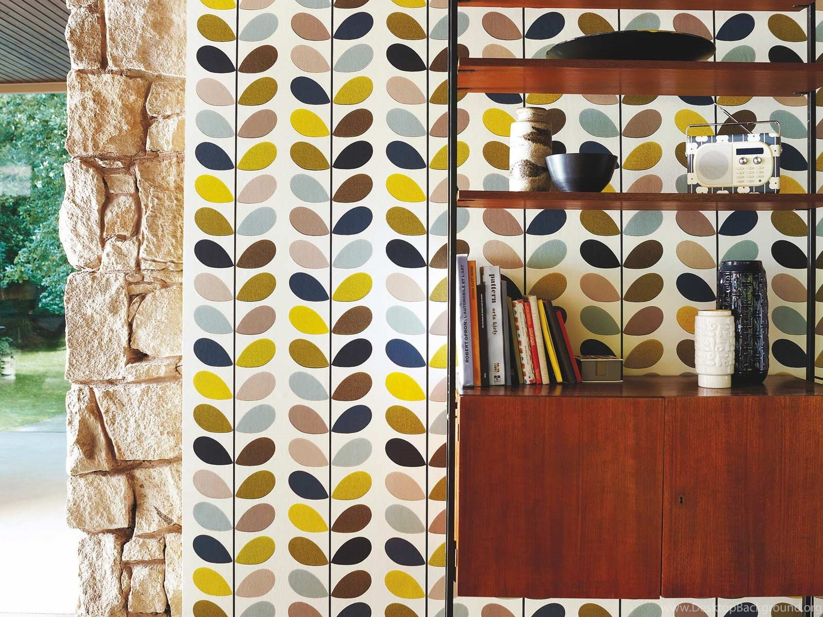 Orla Kiely Desktop Background