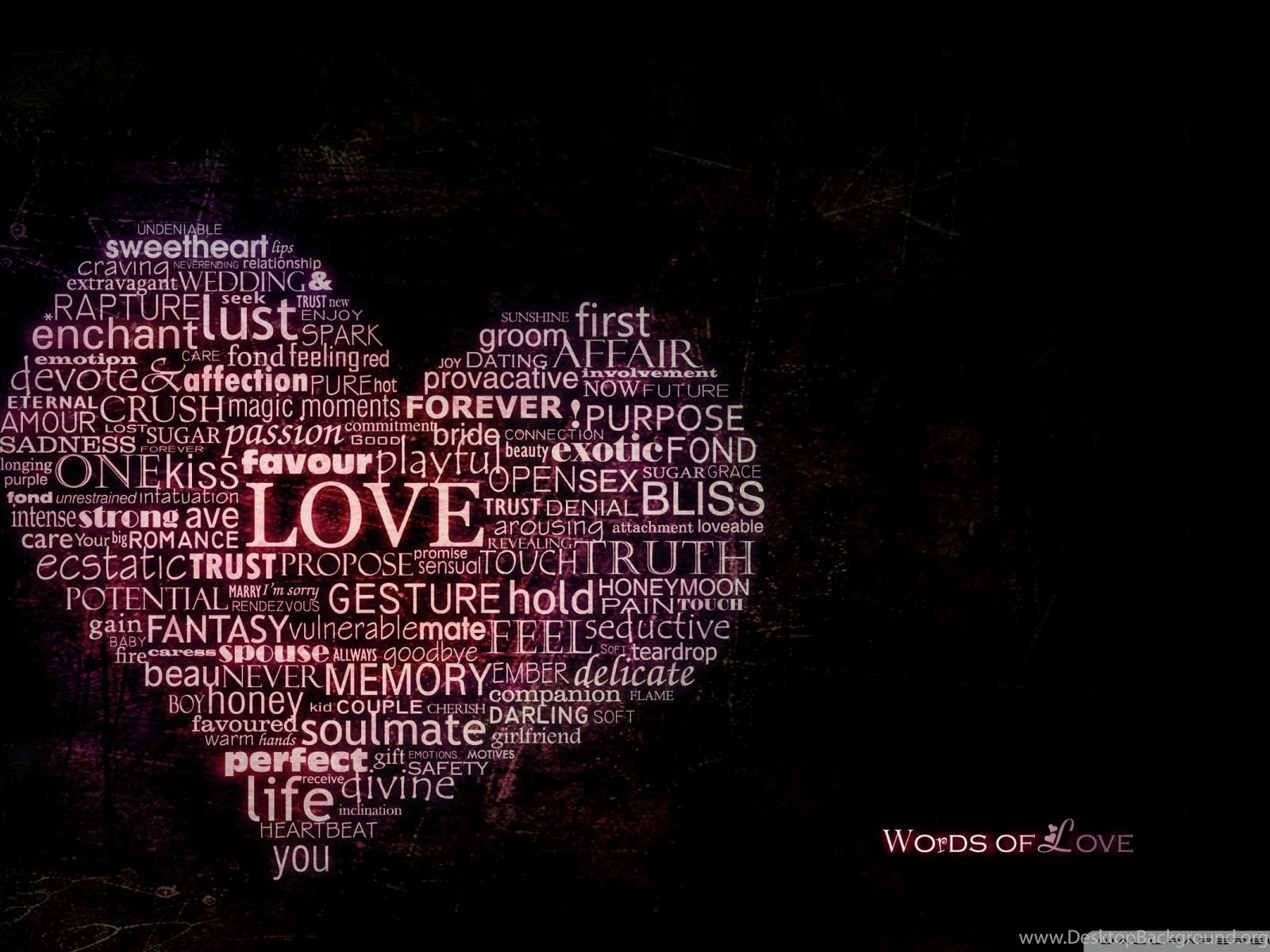 Love Message Wallpapers HD Wallpapers Lovely Desktop Background