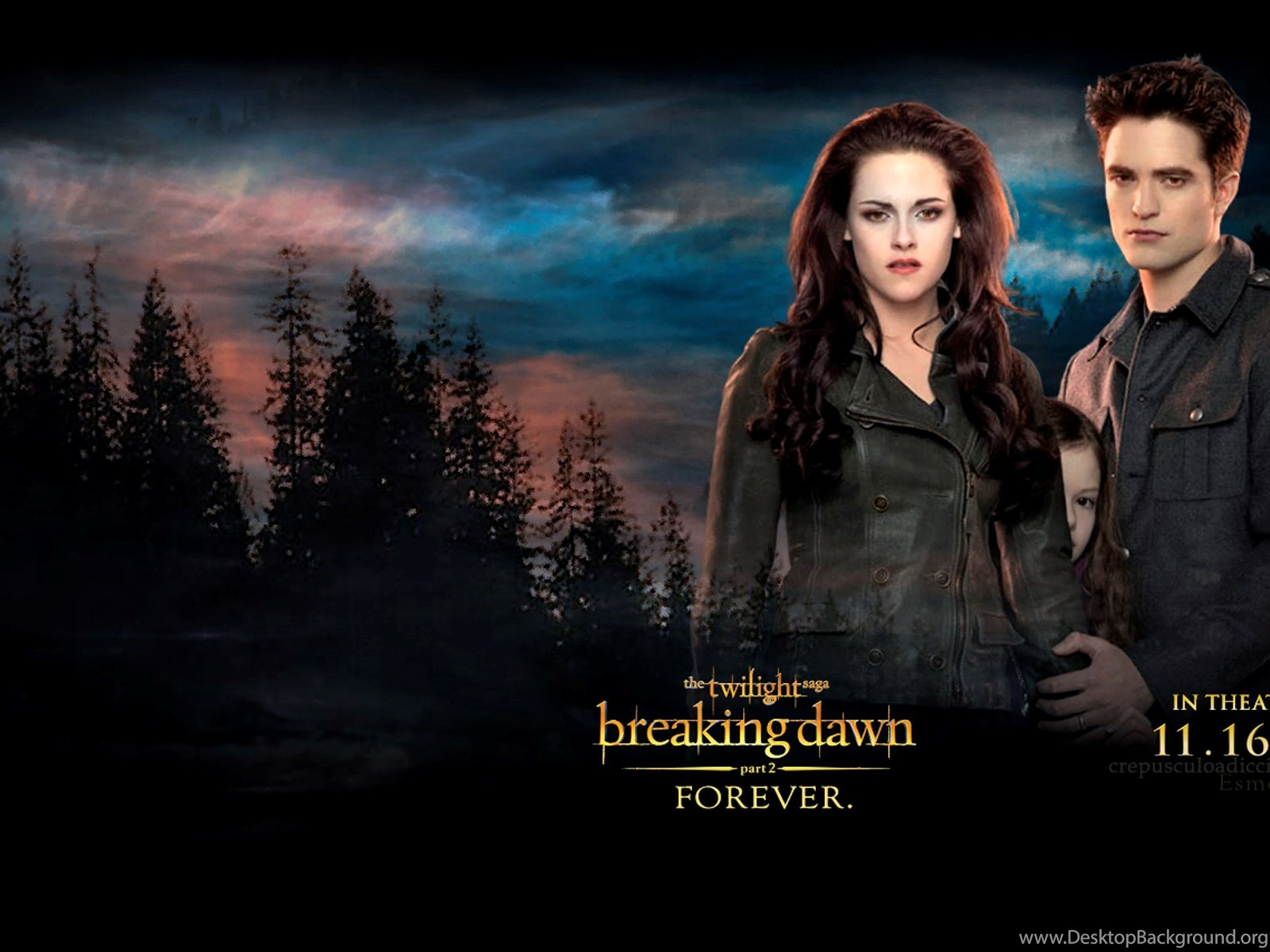 Breaking Dawn Part 2 Wallpapers Twilight Series Wallpapers