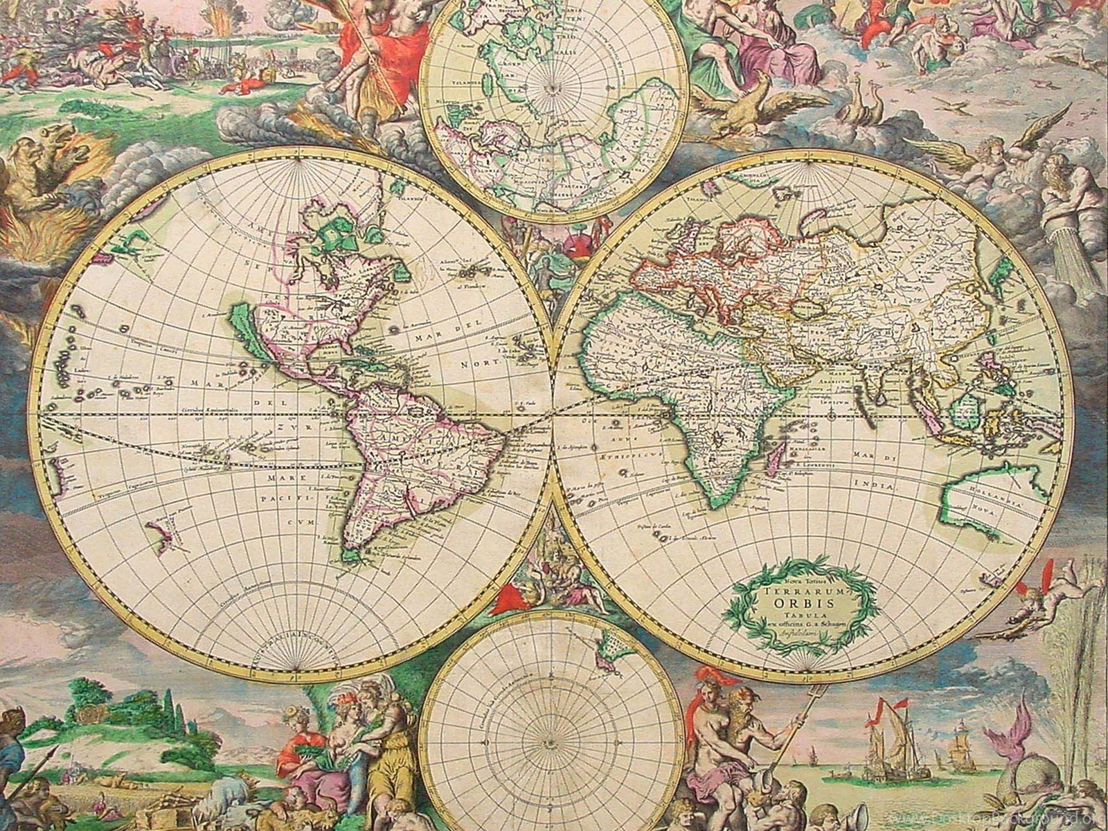 National geographic world map wallpapers desktop background fullscreen gumiabroncs Image collections