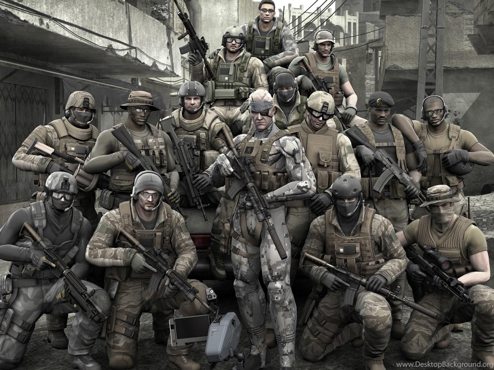 Metal Gear Solid Wallpapers Hd 1080p Desktop Background