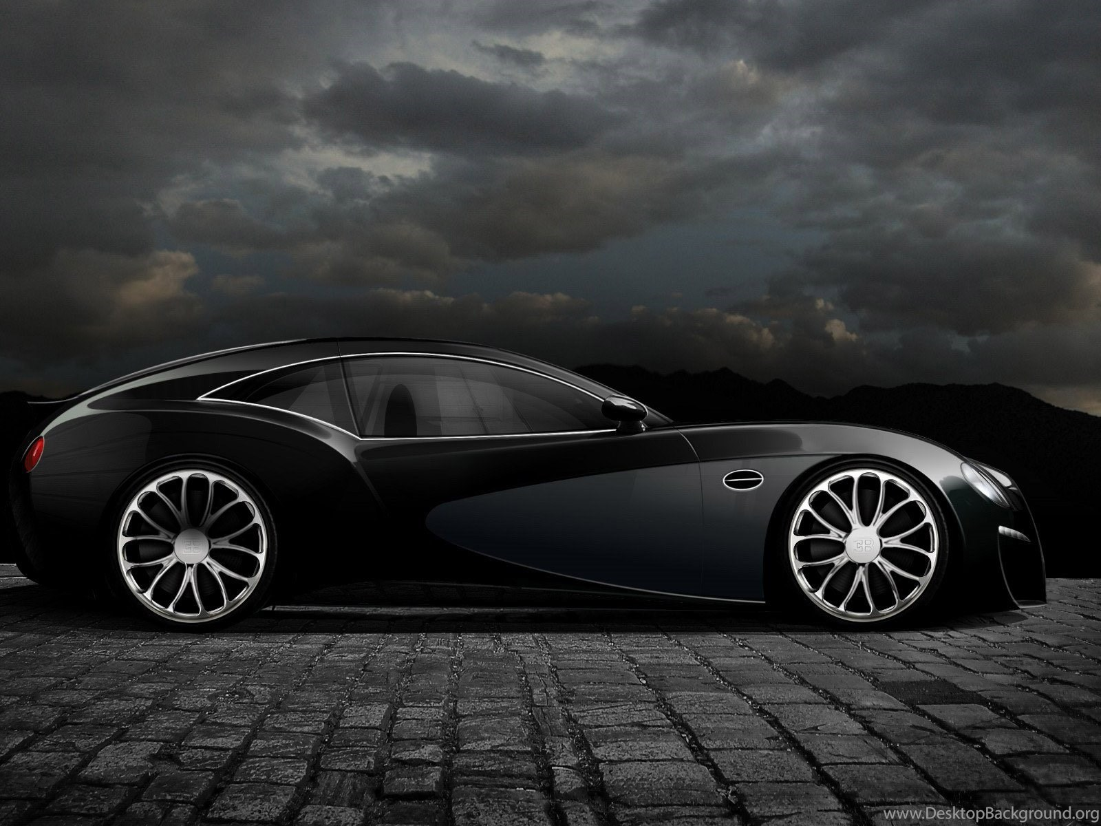 Cool Black Cars Wallpapers HD Wallpaper Backgrounds Your