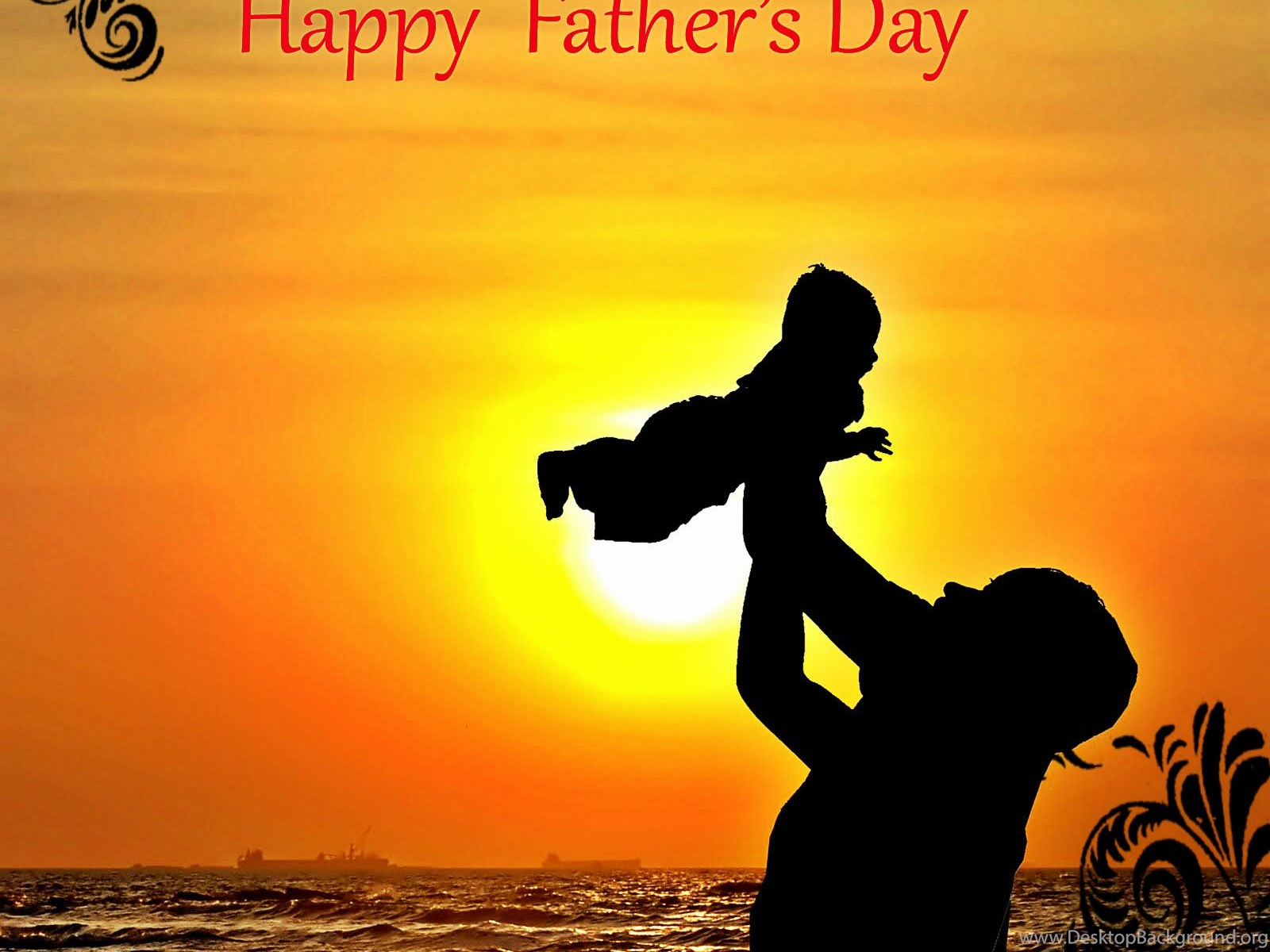 happy father day wallpapers desktop background