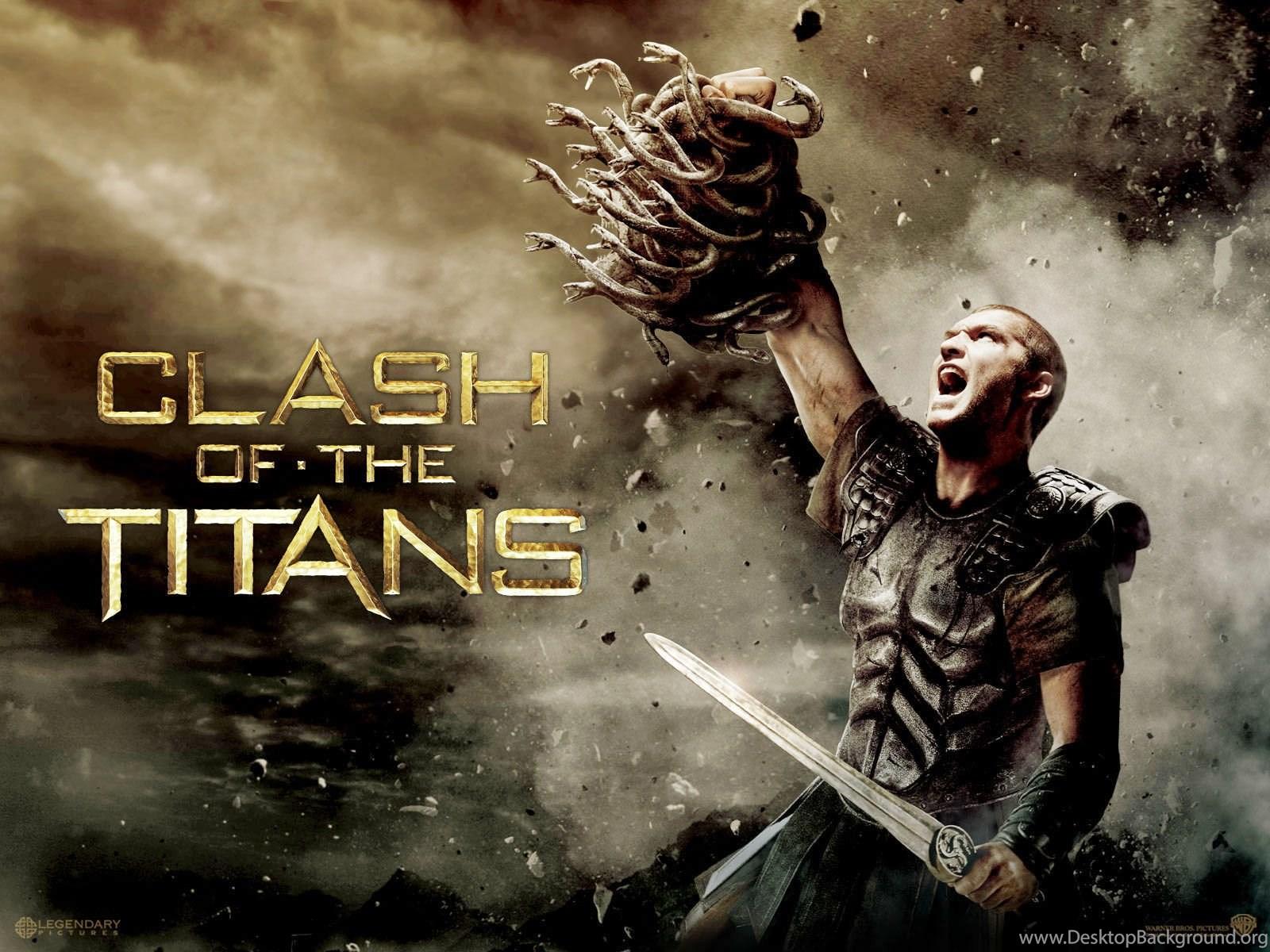 Clash Of The Titans Trailer Hd