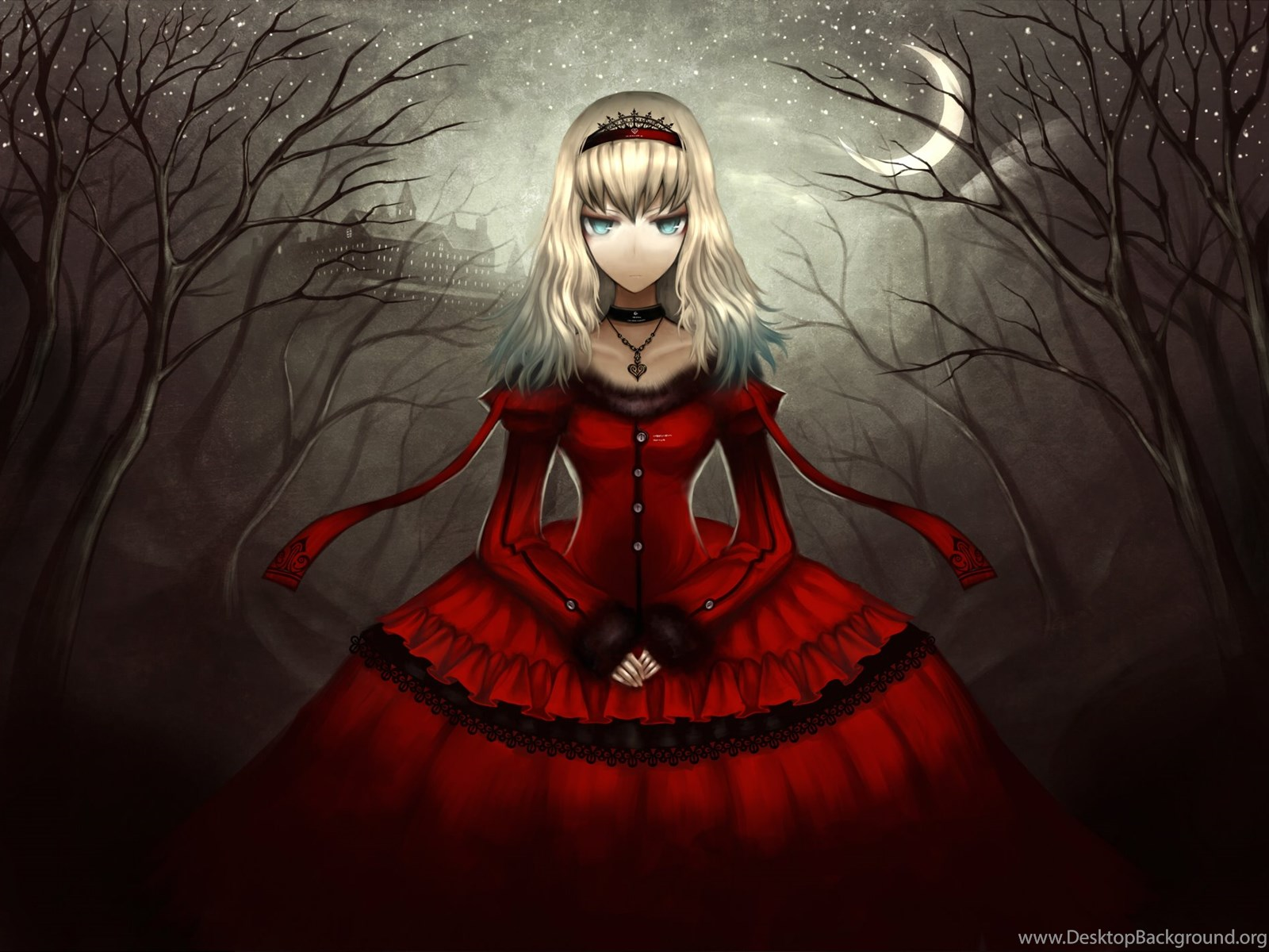 Dark Alice In Wonderland Wallpapers Desktop Background